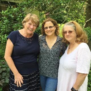 Mary Dunlavey, Rita Barker, Gayle Scroggs