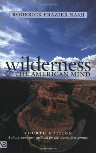 wilderness and american mind