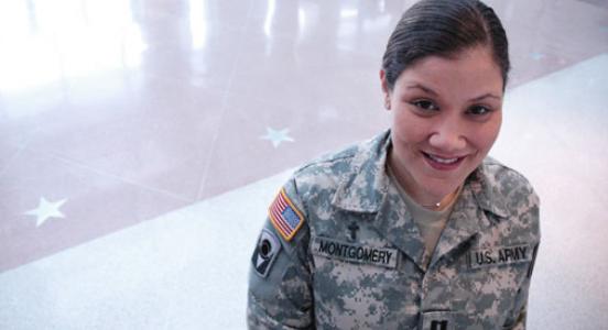 UU liFE in Afghanistan, in combat, as women
