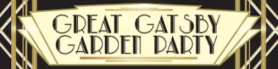 great gatsby garden party image