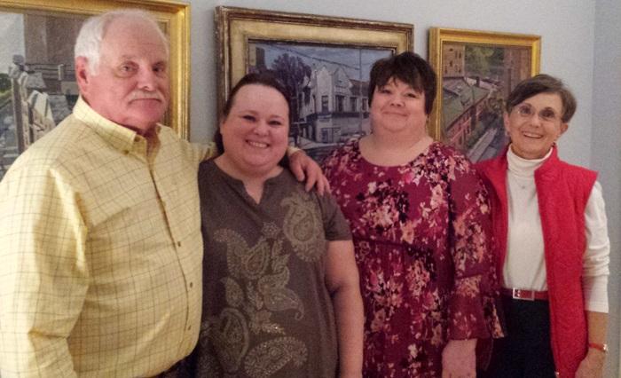 Ann Davis family 700x