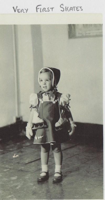 Judy Hedges - skates 400x