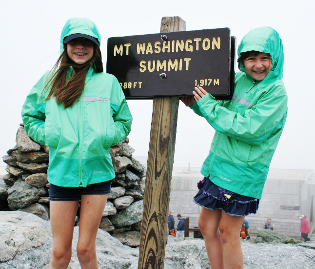 ellie lydia walter mt washington