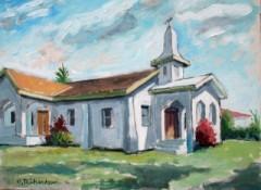 Black Point church