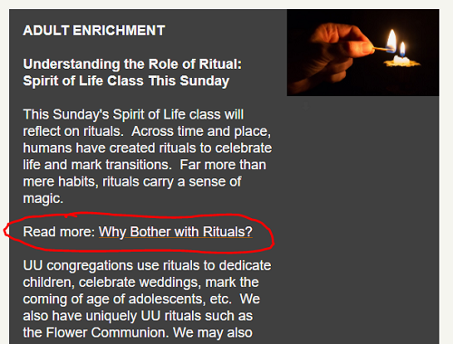 uu life why bother with rituals 500x